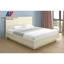 Кровать КР-1804 (1,8х2,0) для спальни Лером «Дольче Нотте»
