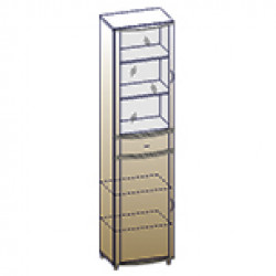Шкаф ШК-921 для детской Лером «Валерия»