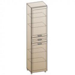 Шкаф ШК-820 для детской Лером «Ксюша»