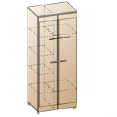 Шкаф ШК-1608 для гостиной Лером «Камелия»