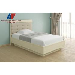 Кровать КР-1051 (1,2х2,0) для спальни Лером «Камелия»