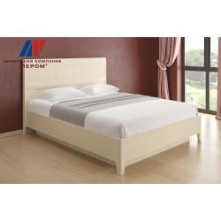 Кровать КР-1864 (1,8х2,0) для спальни Лером «Дольче Нотте»